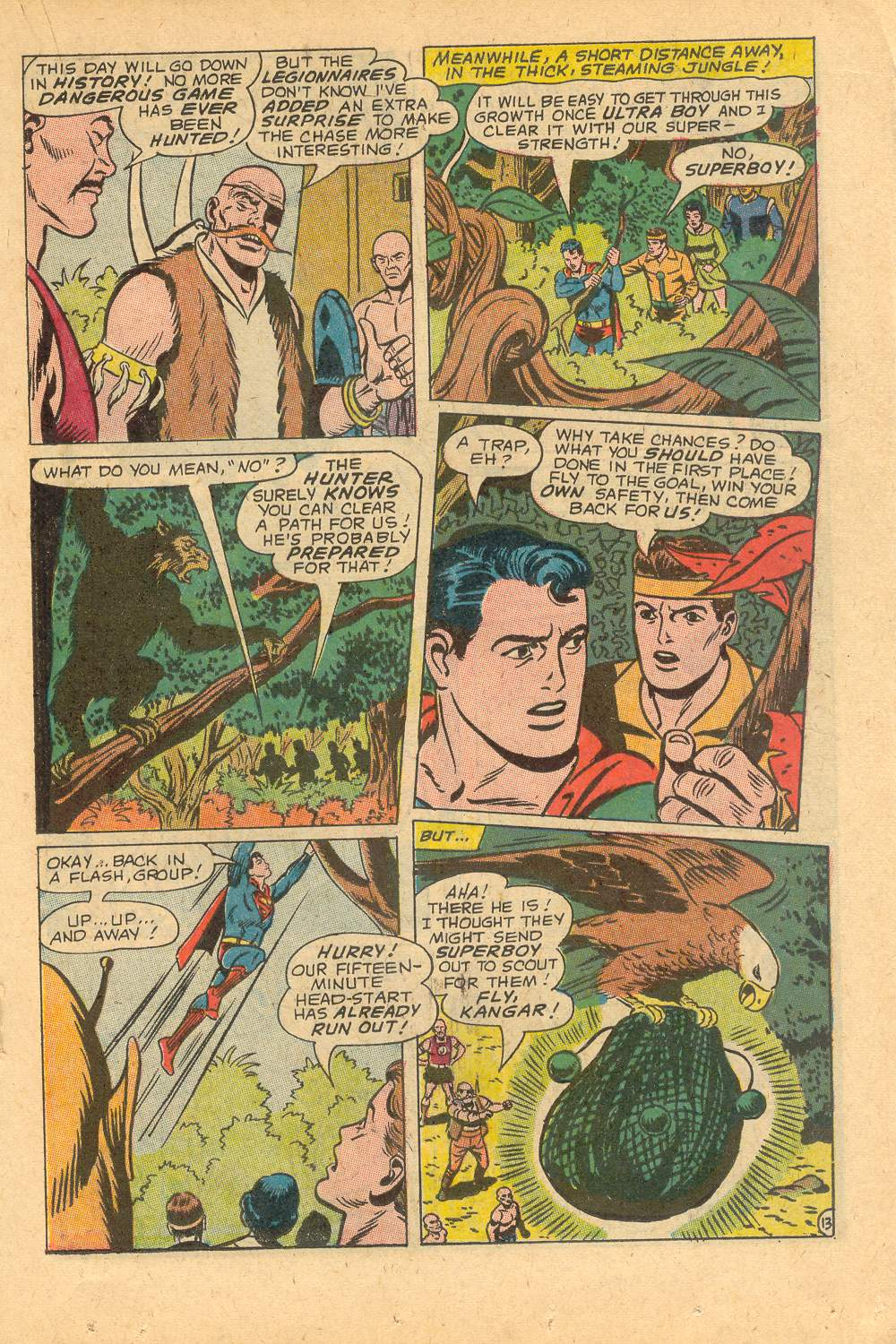 Read online Adventure Comics (1938) comic -  Issue #358 - 20