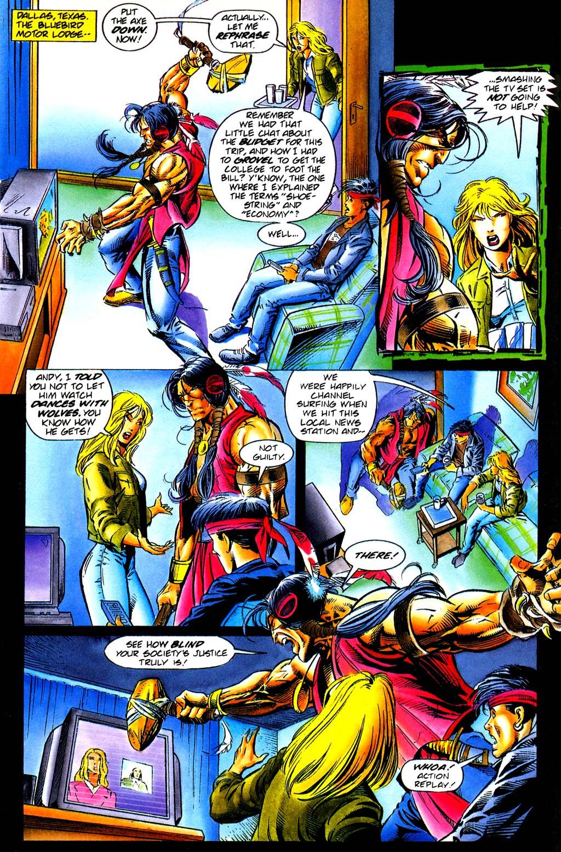 Read online Turok, Dinosaur Hunter (1993) comic -  Issue #29 - 3