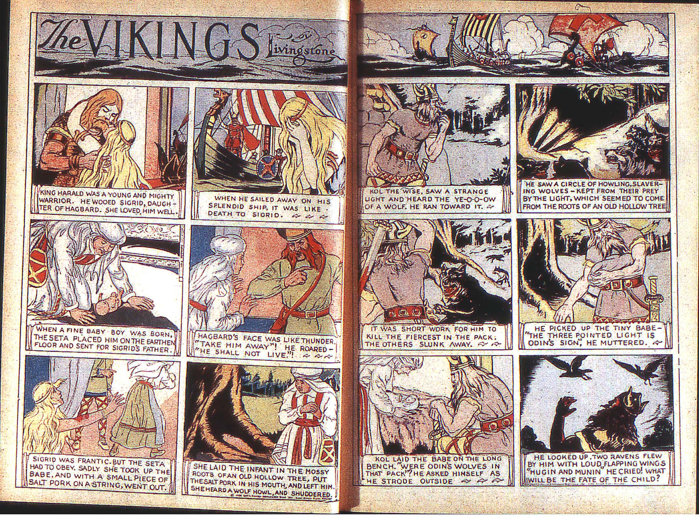 Read online Adventure Comics (1938) comic -  Issue #1 - 7