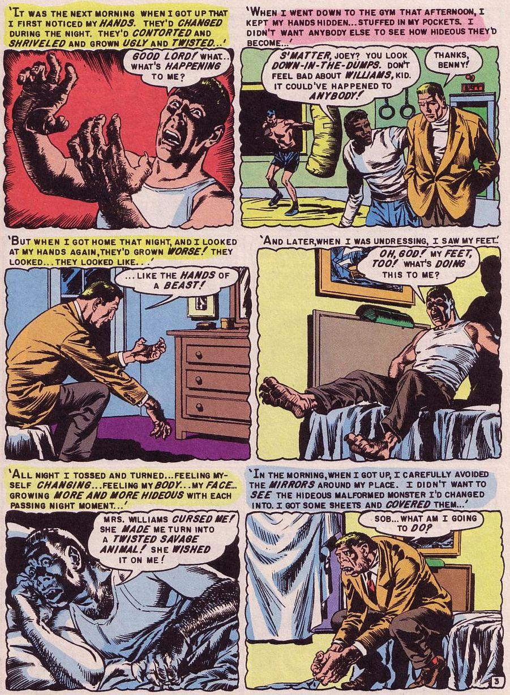 Read online Shock SuspenStories comic -  Issue #13 - 19