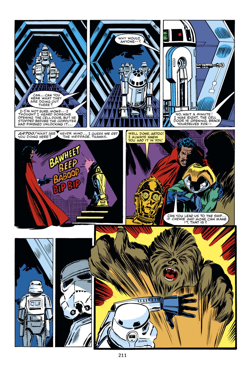 Read online Star Wars Omnibus comic -  Issue # Vol. 18 - 198