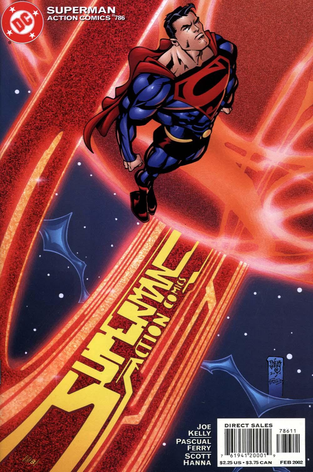 Action Comics (1938) 786 Page 0