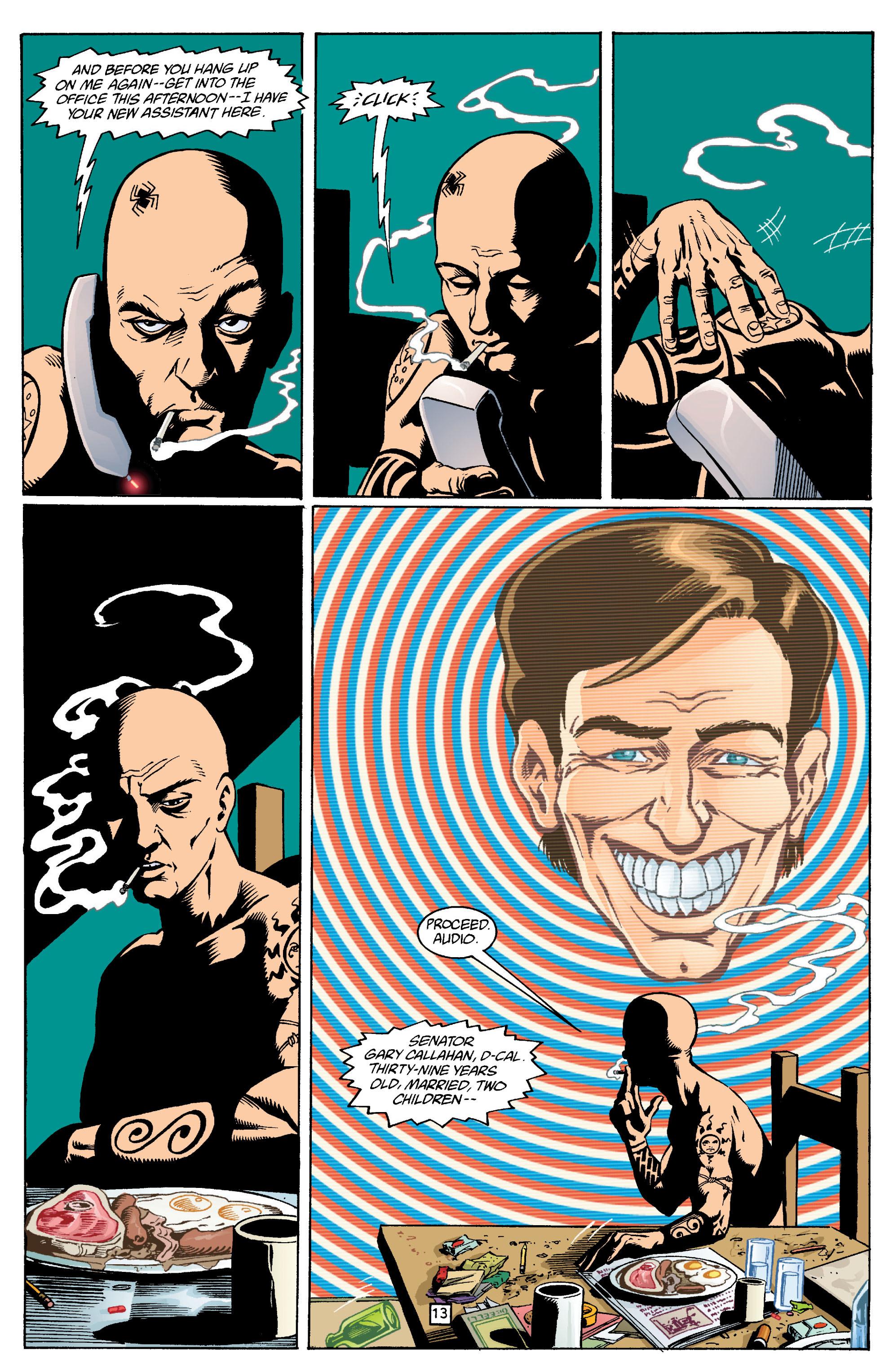 Read online Transmetropolitan comic -  Issue #13 - 14