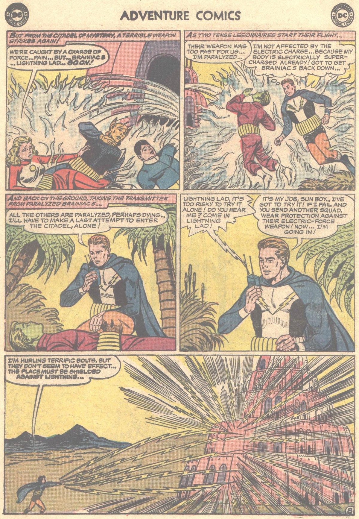 Read online Adventure Comics (1938) comic -  Issue #319 - 11