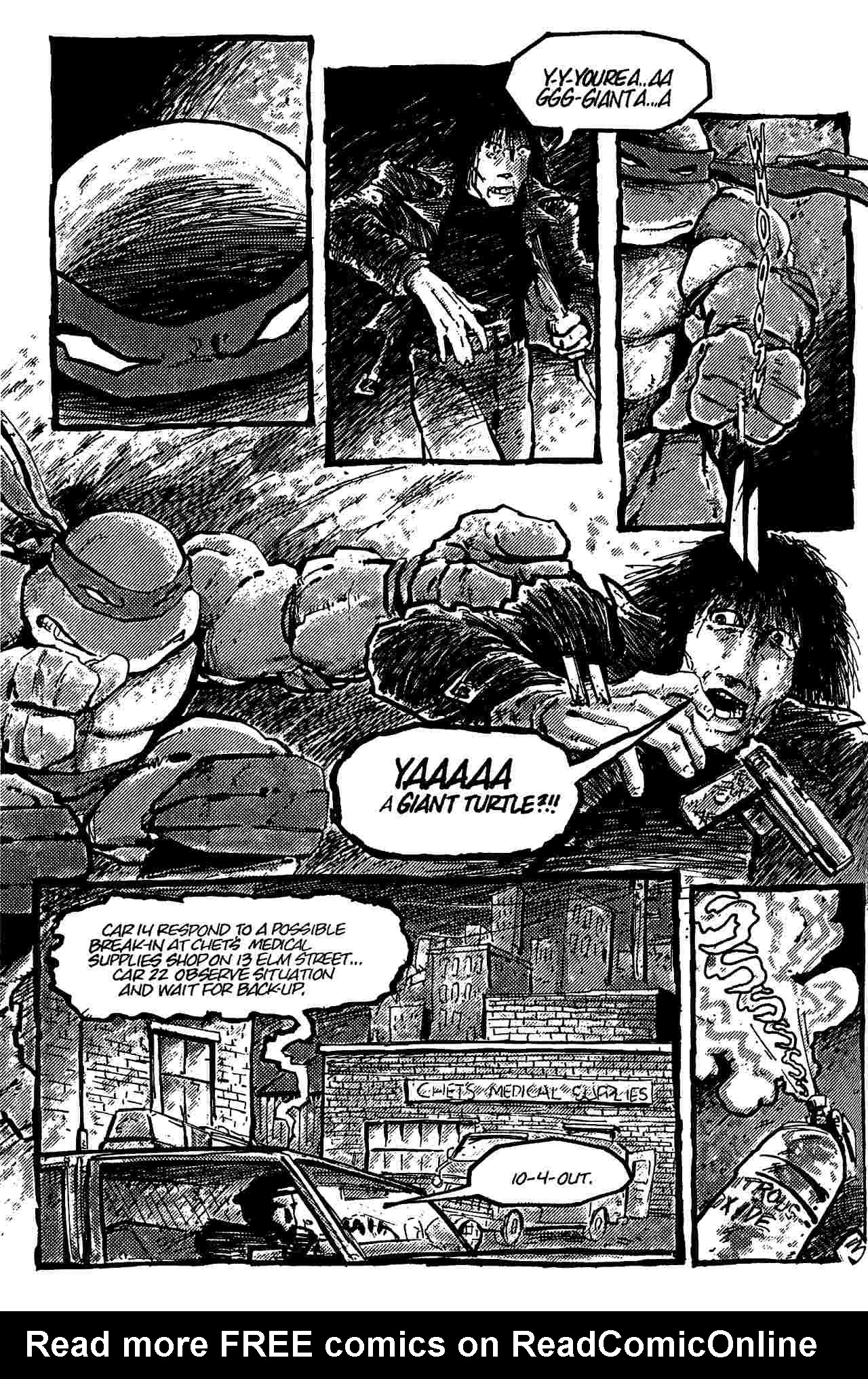 Read online Shell Shock comic -  Issue # Full - 216