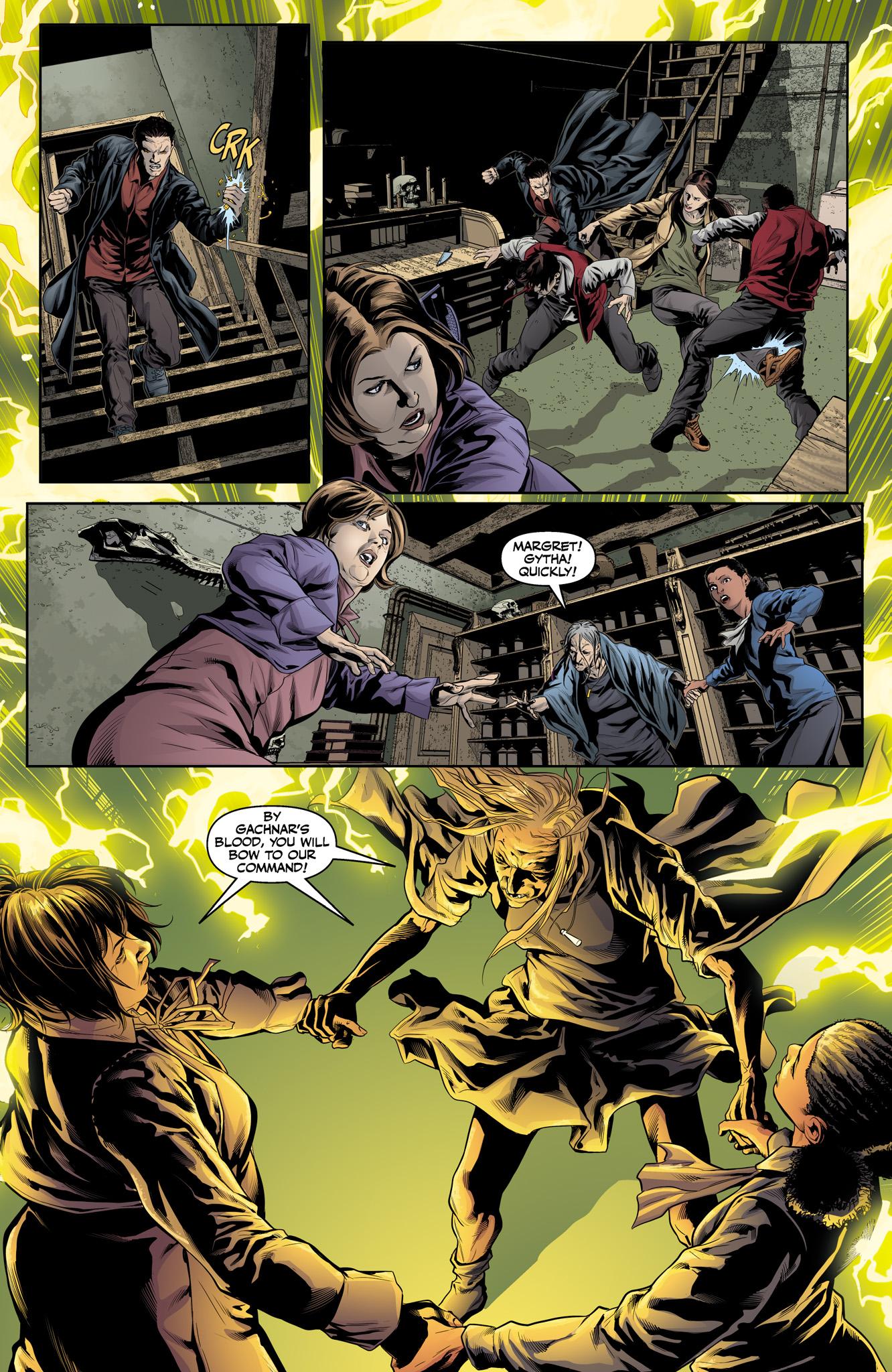 Read online Angel & Faith Season 10 comic -  Issue #15 - 20