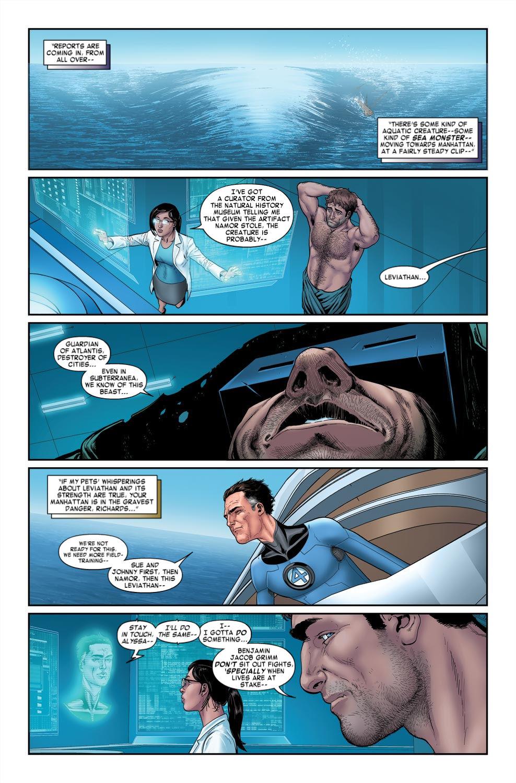 Read online Fantastic Four: Season One comic -  Issue # TPB - 93