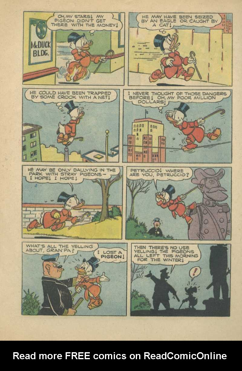 Read online Uncle Scrooge (1953) comic -  Issue #7 - 32