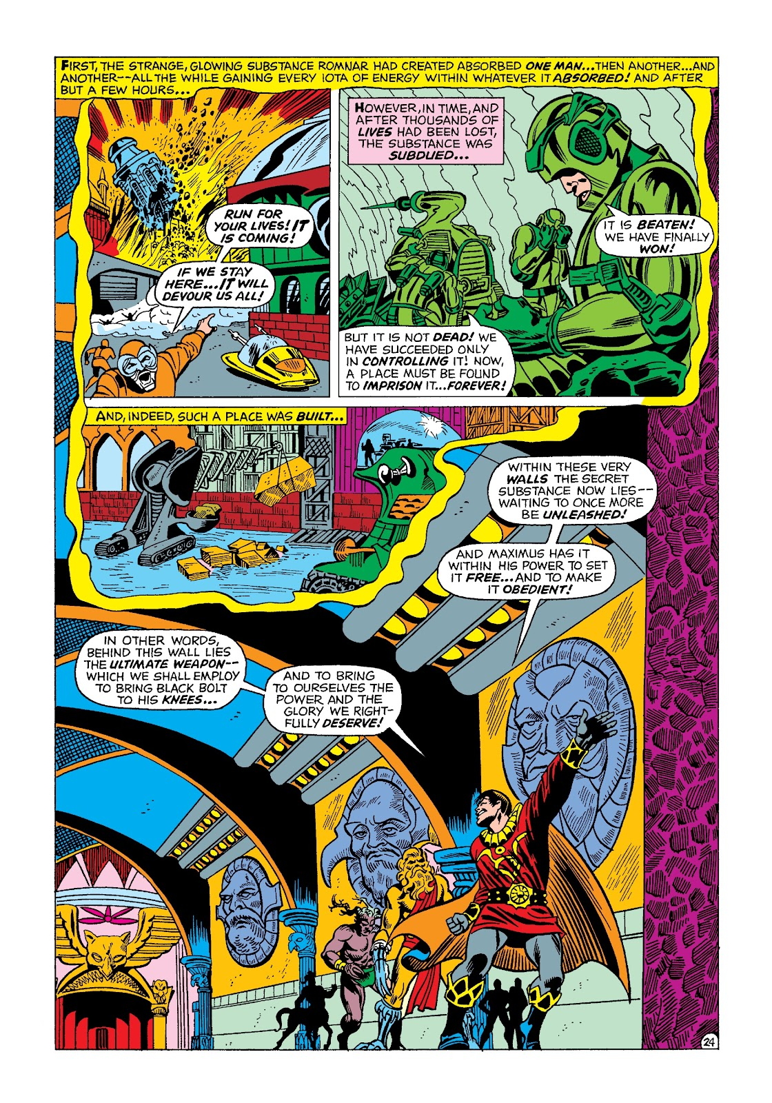 Read online Marvel Masterworks: The Incredible Hulk comic -  Issue # TPB 4 (Part 2) - 57