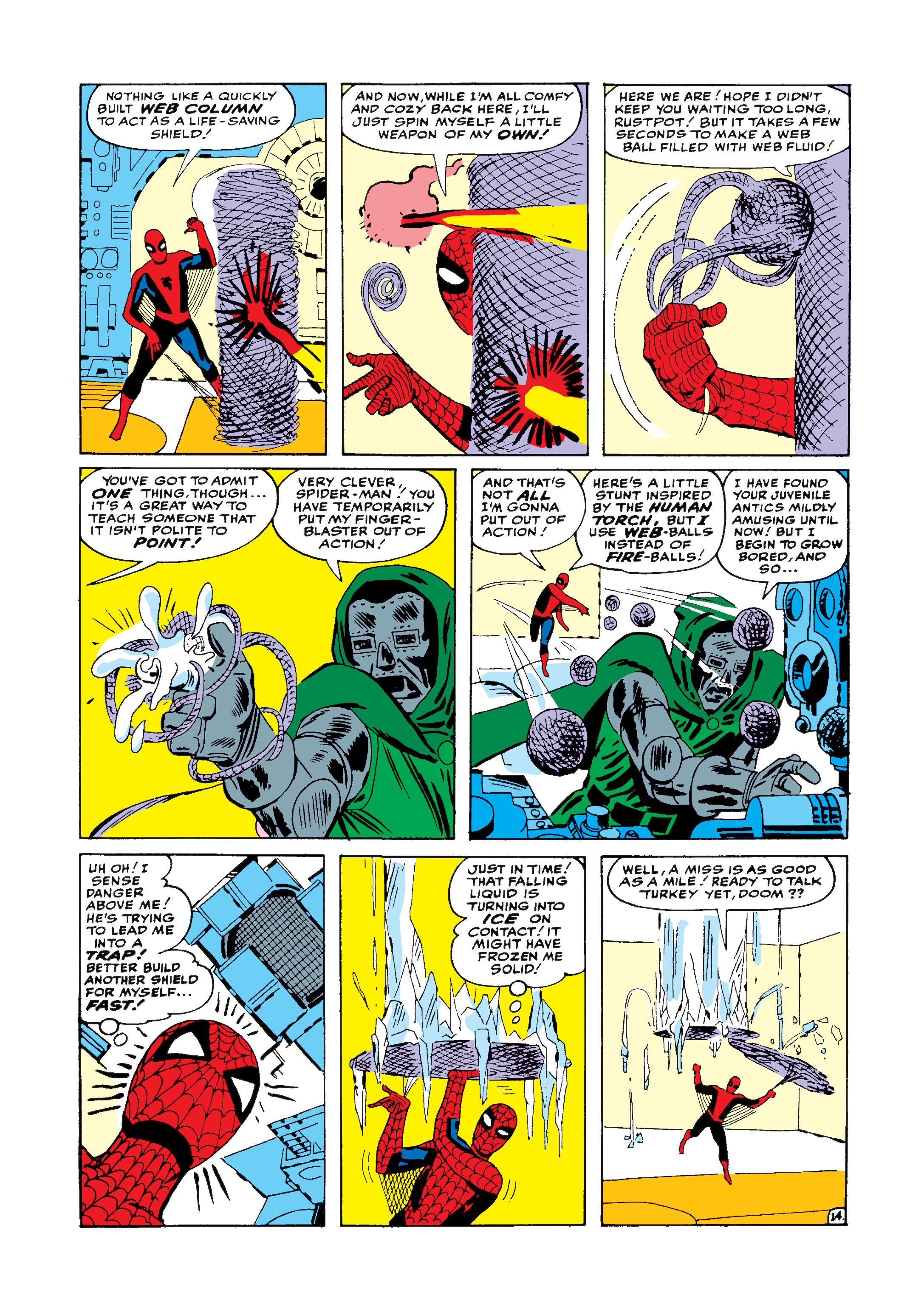 The Amazing Spider-Man (1963) 5 Page 14