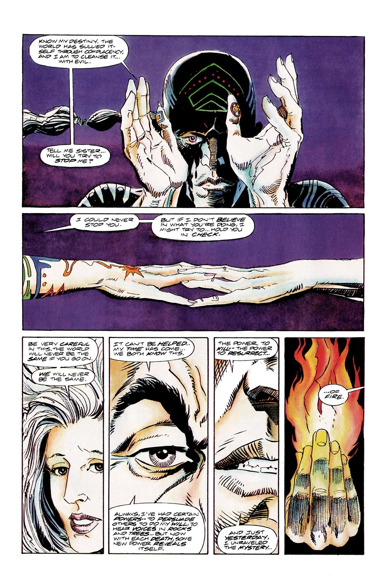 Read online Shadowman (1992) comic -  Issue #10 - 8