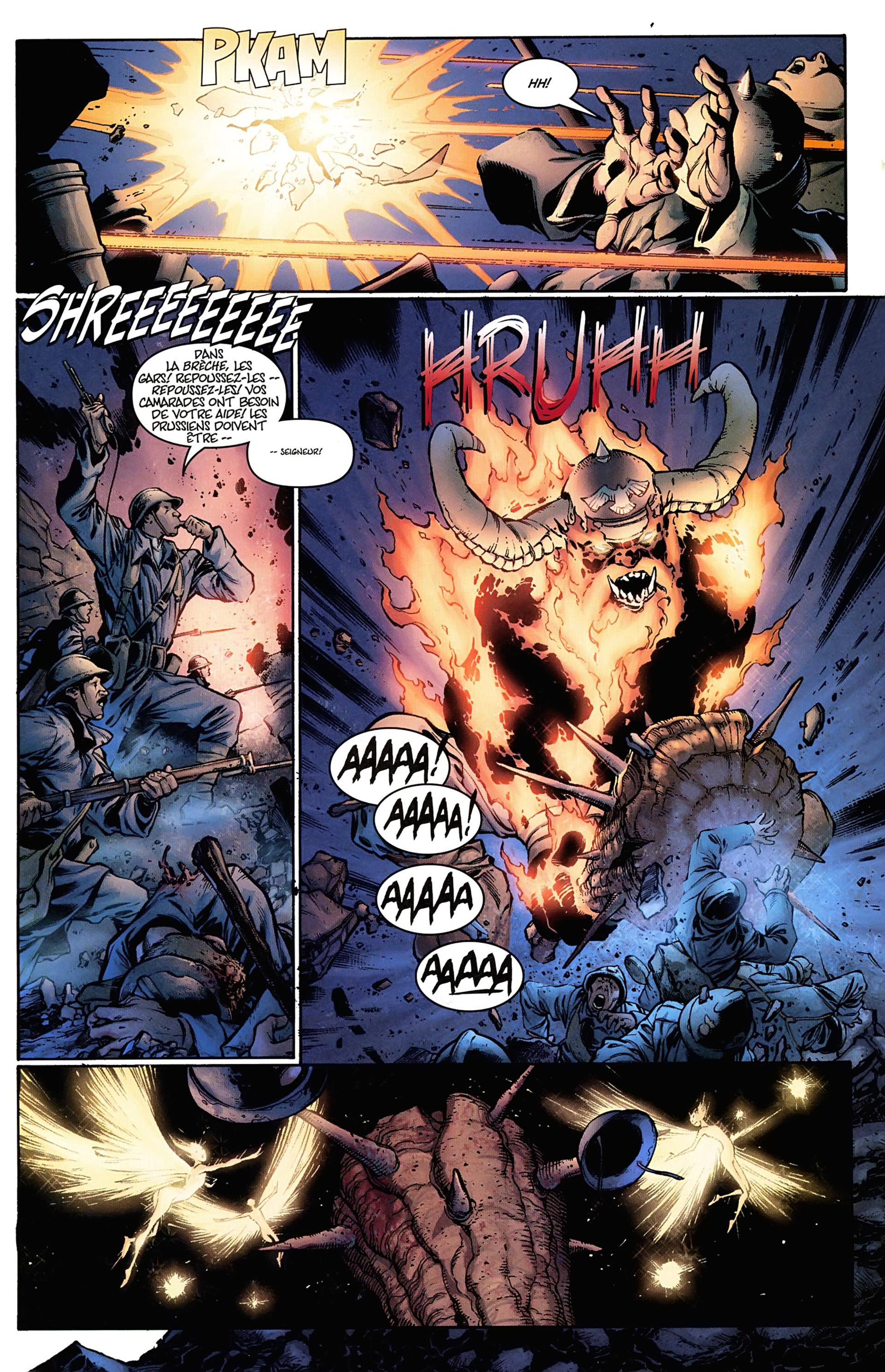 Read online Arrowsmith comic -  Issue #1 - 5