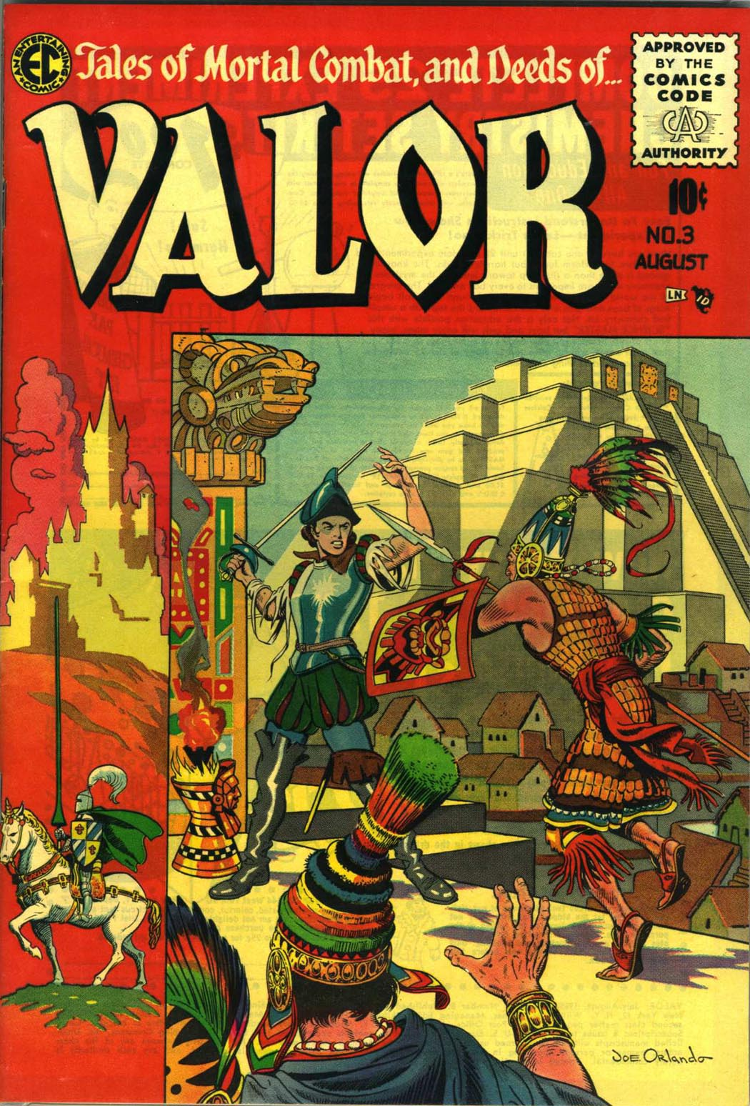 Valor (1955) 3 Page 1