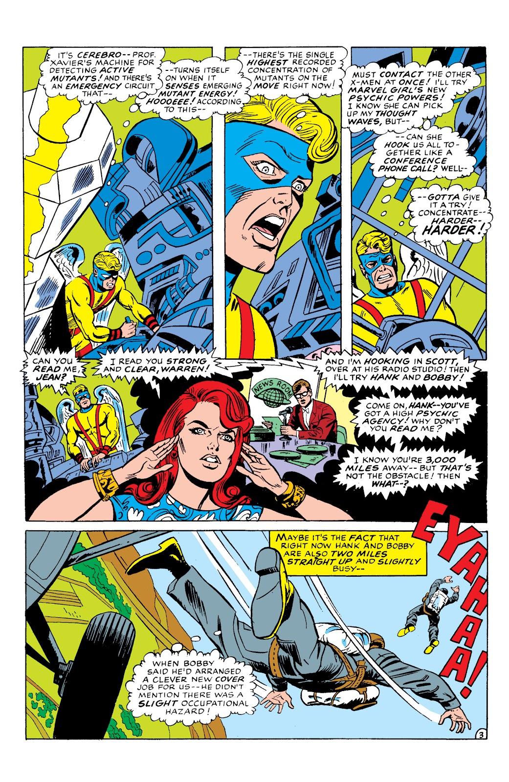 Uncanny X-Men (1963) issue 49 - Page 4