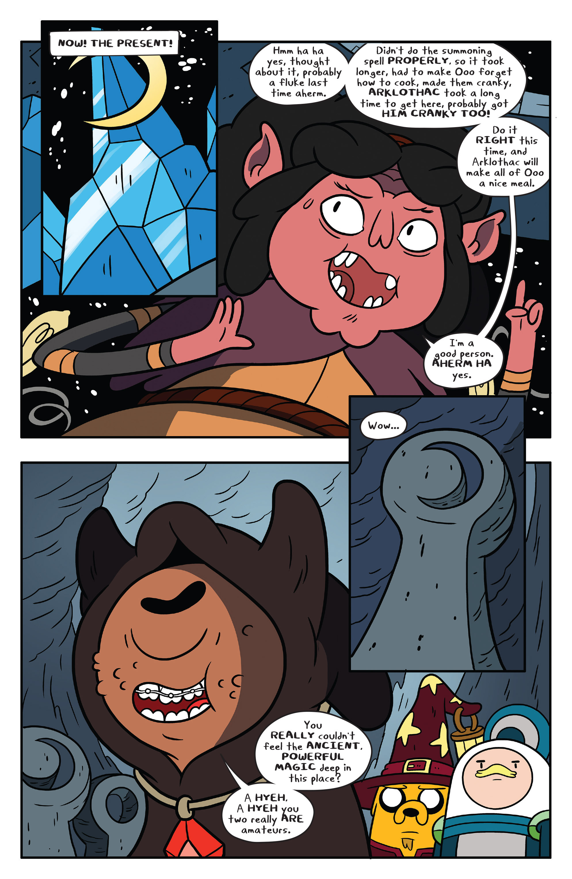 Read online Adventure Time comic -  Issue #59 - 7