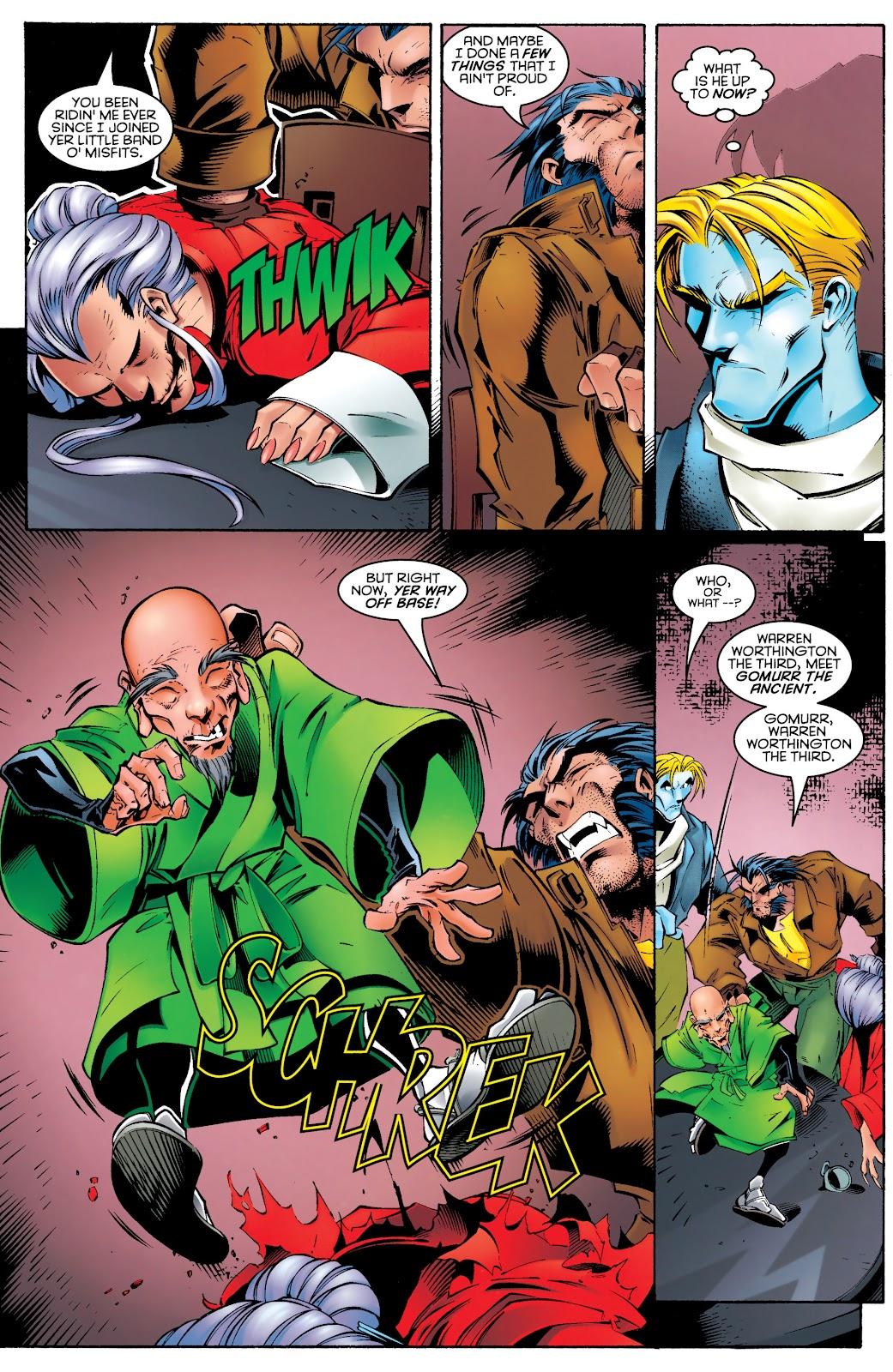Uncanny X-Men (1963) issue 329 - Page 16