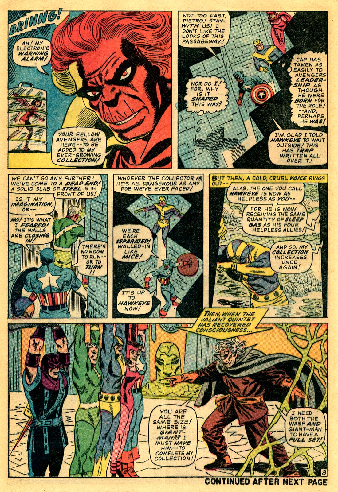 The Avengers (1963) 28 Page 11