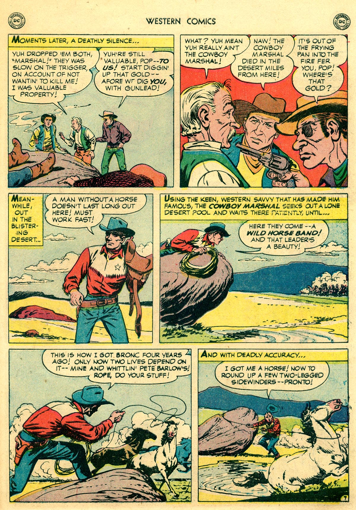 Western Comics issue 19 - Page 45