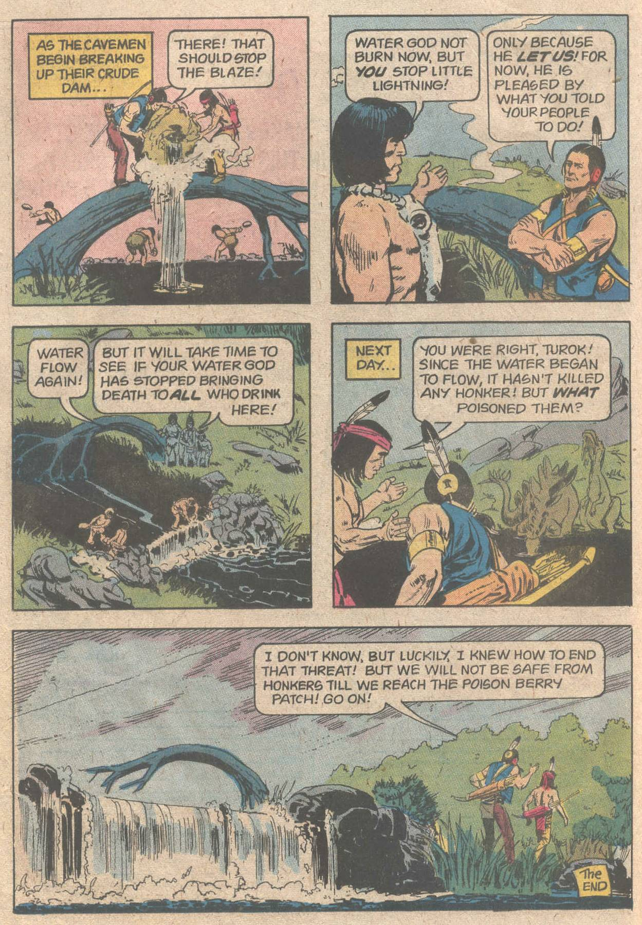 Read online Turok, Son of Stone comic -  Issue #117 - 16