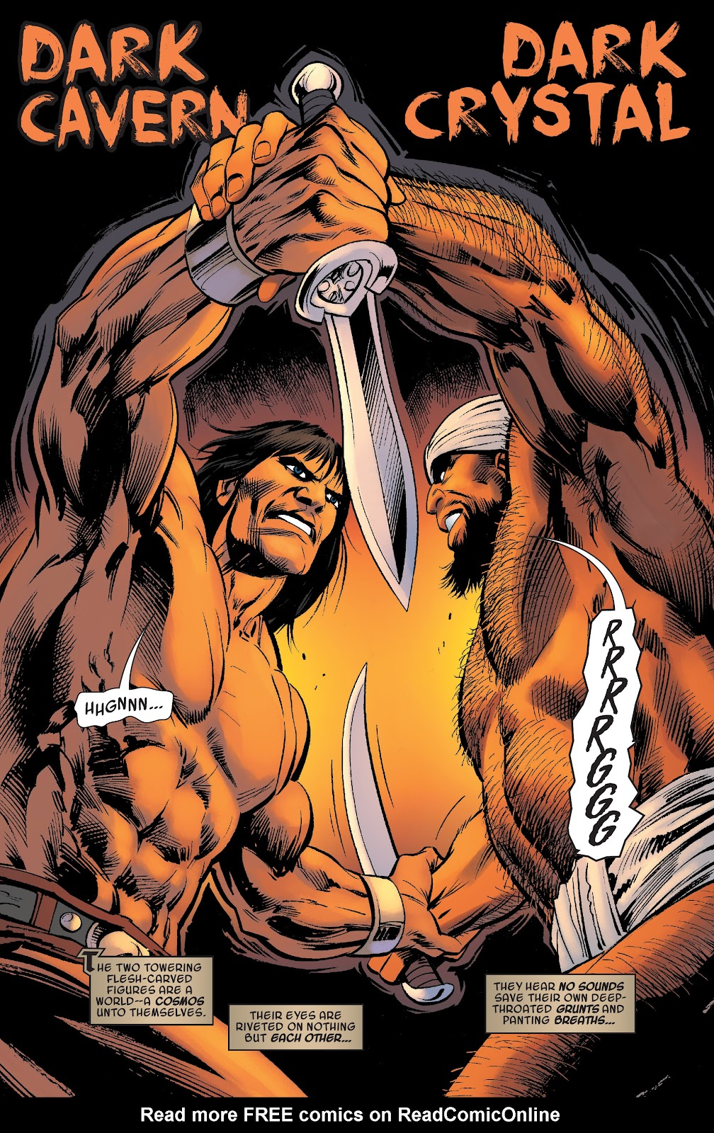 Read online Savage Sword of Conan comic -  Issue #10 - 4