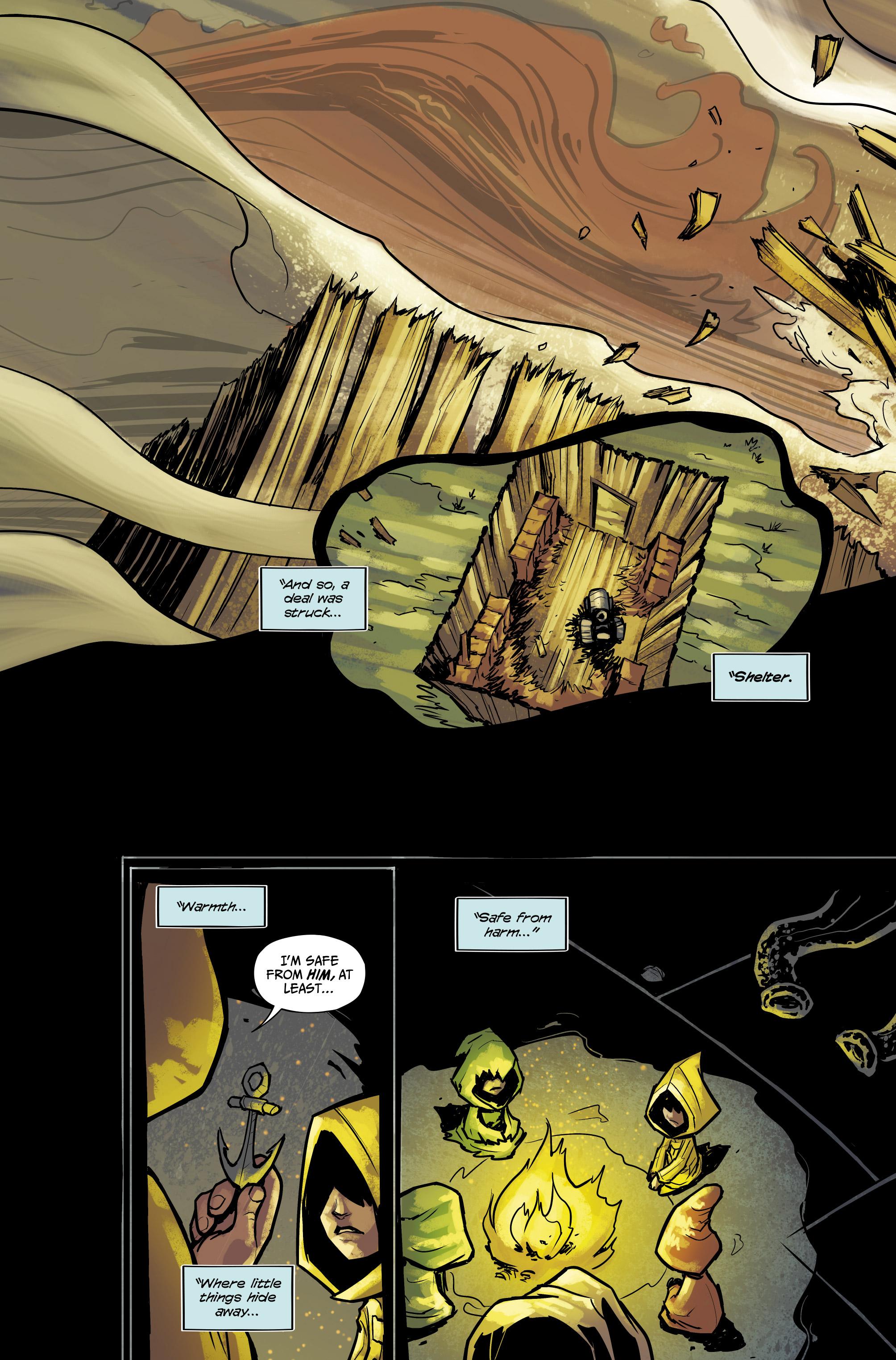 Read online Little Nightmares comic -  Issue #1 - 24