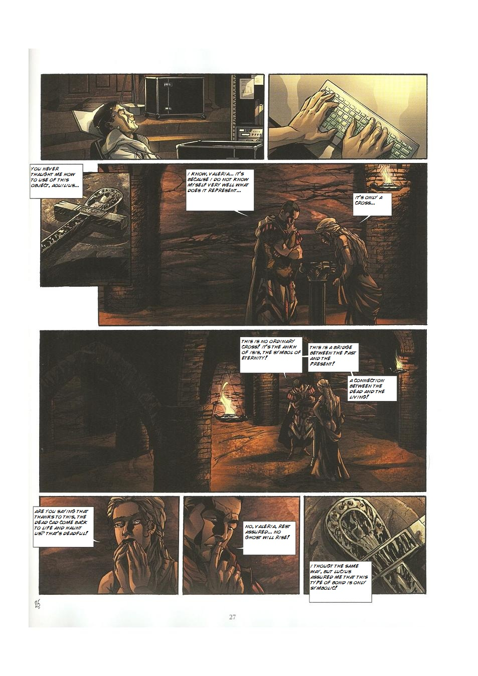 Read online Assassin's Creed (2009) comic -  Issue #3 - 27