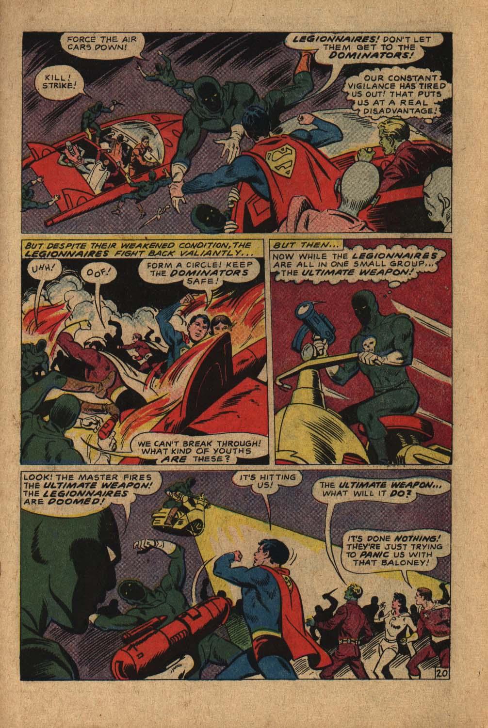 Read online Adventure Comics (1938) comic -  Issue #361 - 28