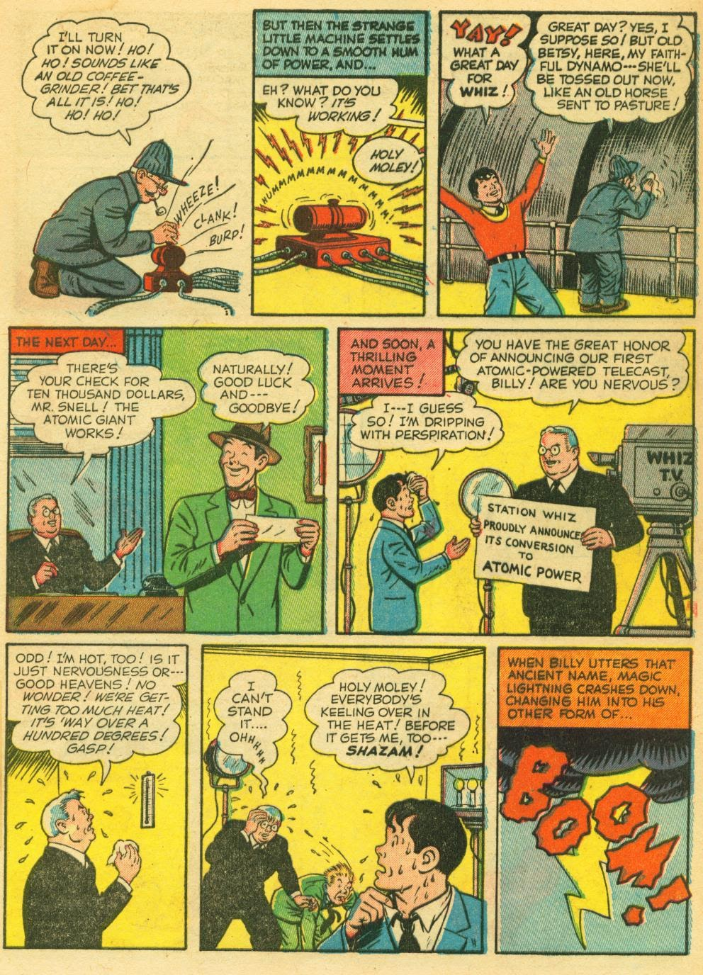Captain Marvel Adventures issue 131 - Page 5