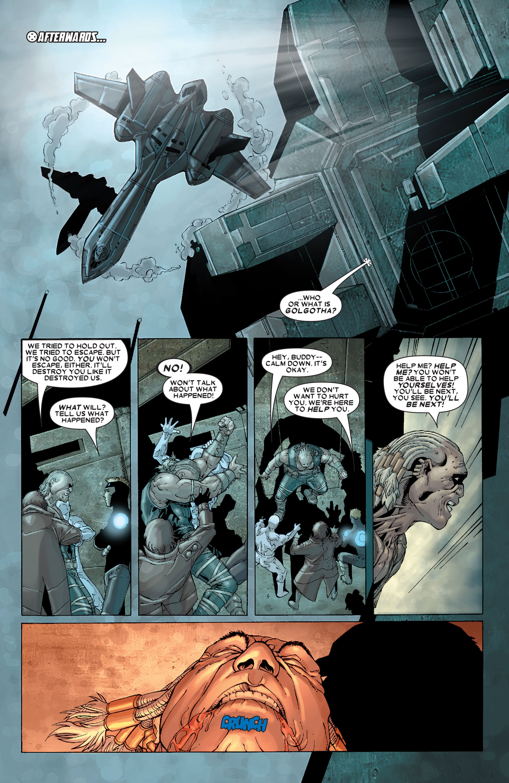 X-Men (1991) 166 Page 17