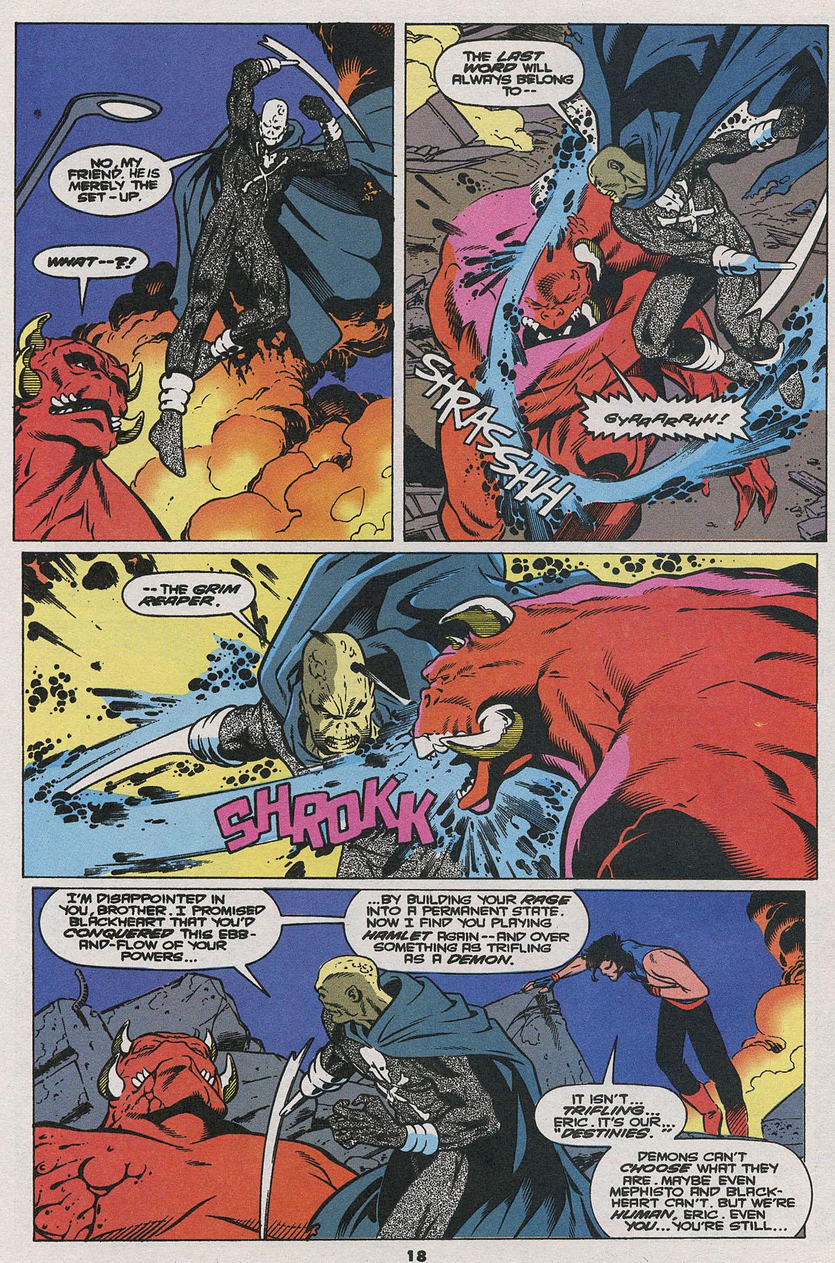 Read online Wonder Man (1991) comic -  Issue #24 - 14