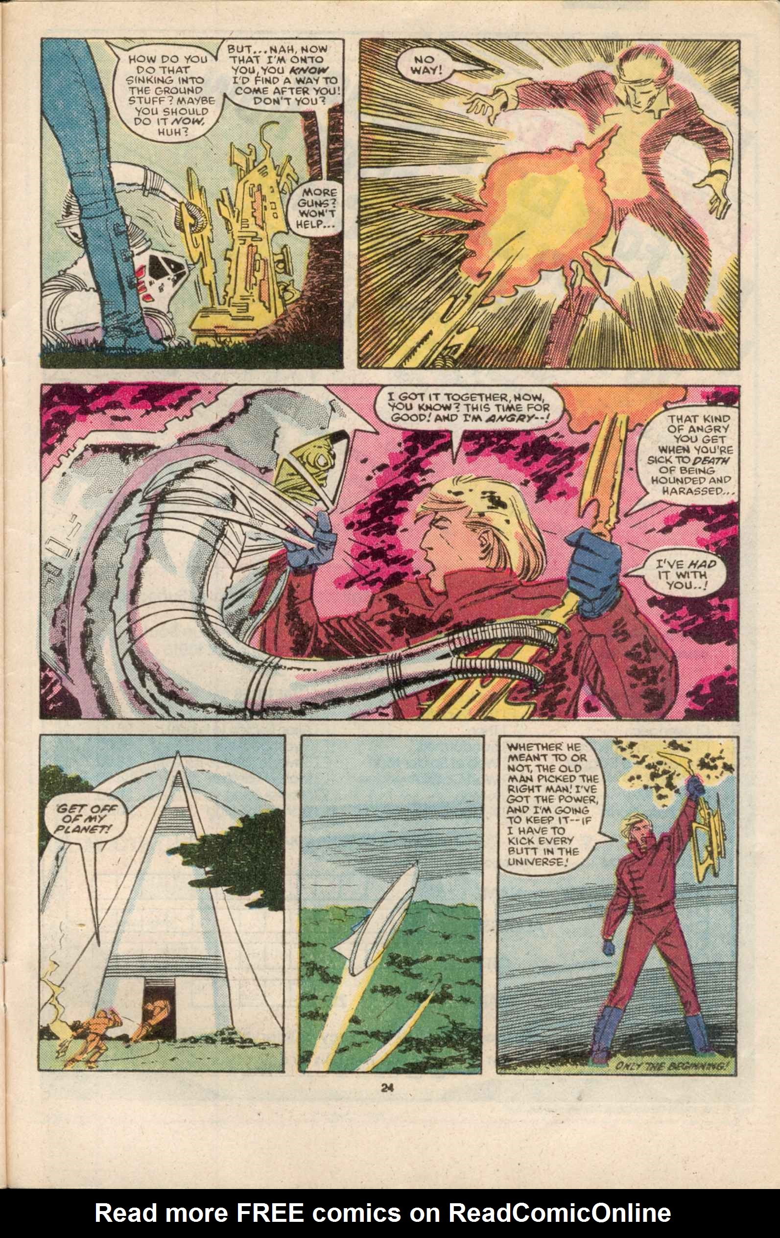 Read online Star Brand comic -  Issue #1 - 25