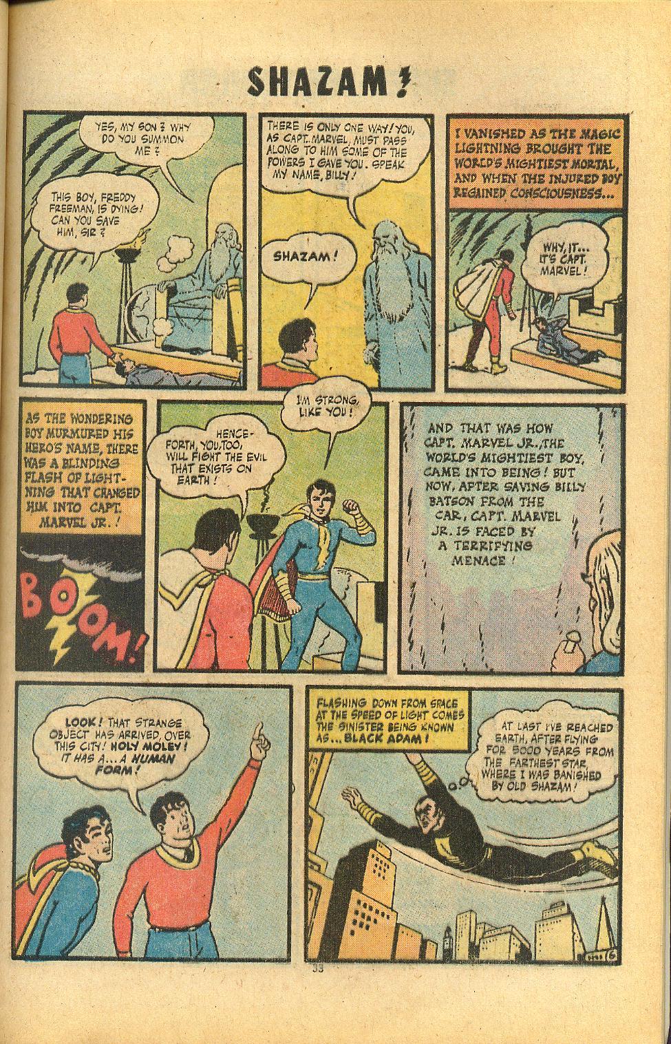 Read online Shazam! (1973) comic -  Issue #8 - 33
