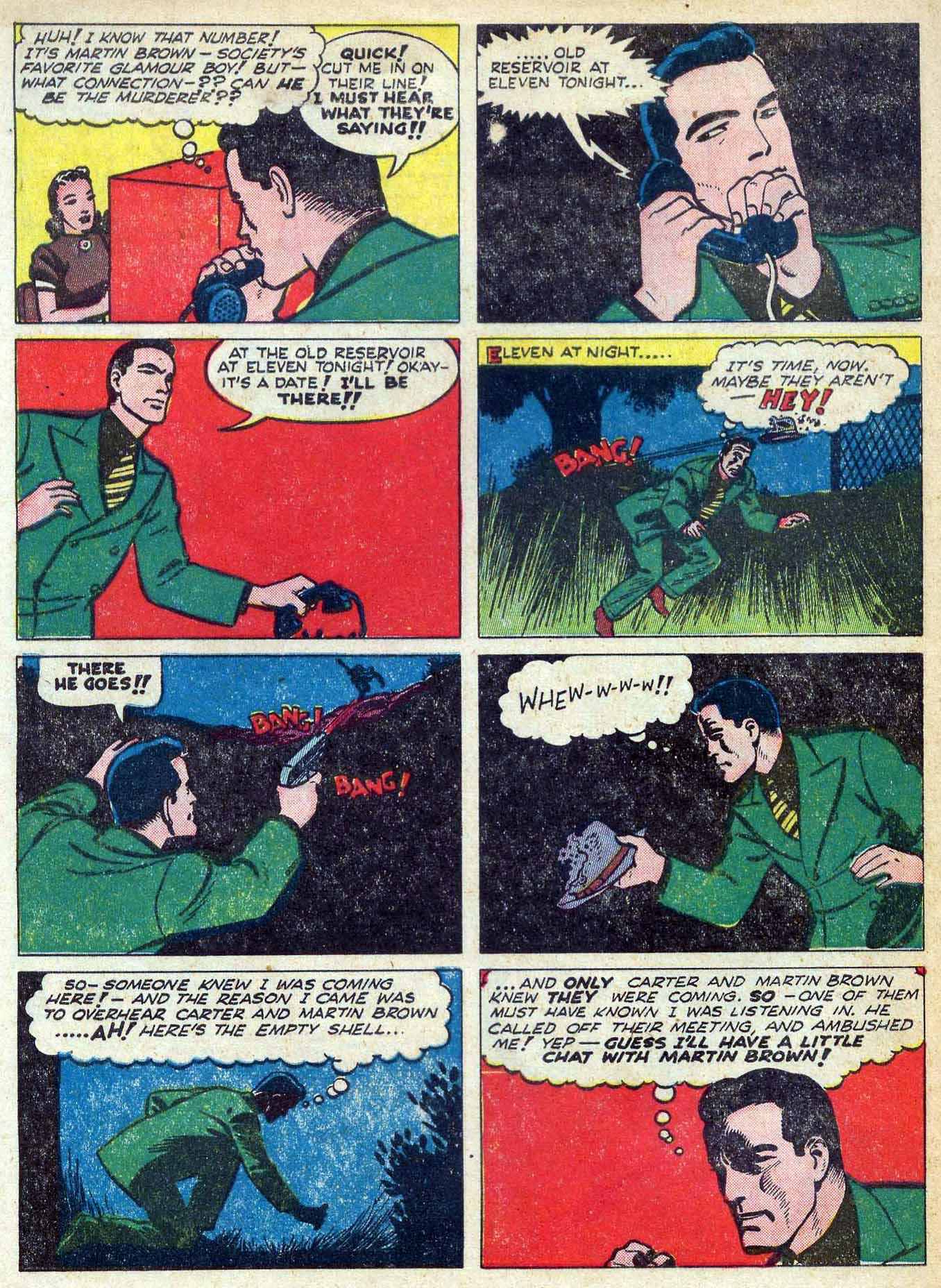 Read online Adventure Comics (1938) comic -  Issue #70 - 54