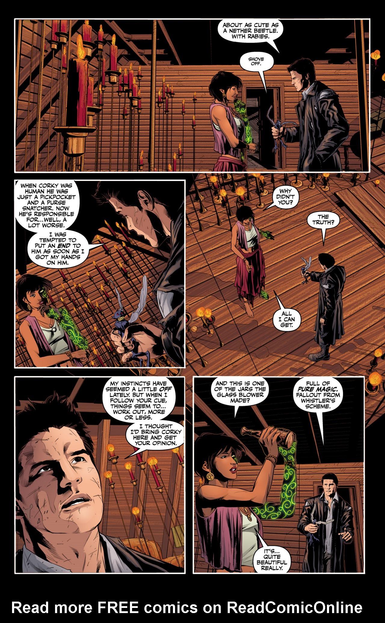 Read online Angel & Faith Season 10 comic -  Issue #4 - 16
