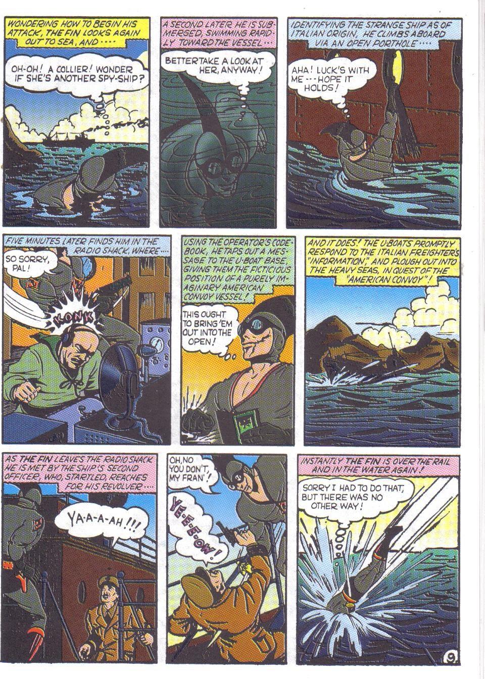 Read online Comedy Comics (1942) comic -  Issue #9 - 18