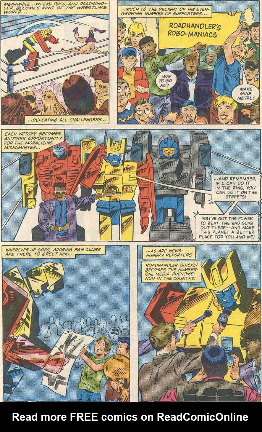 The Transformers (UK) 238 Page 2