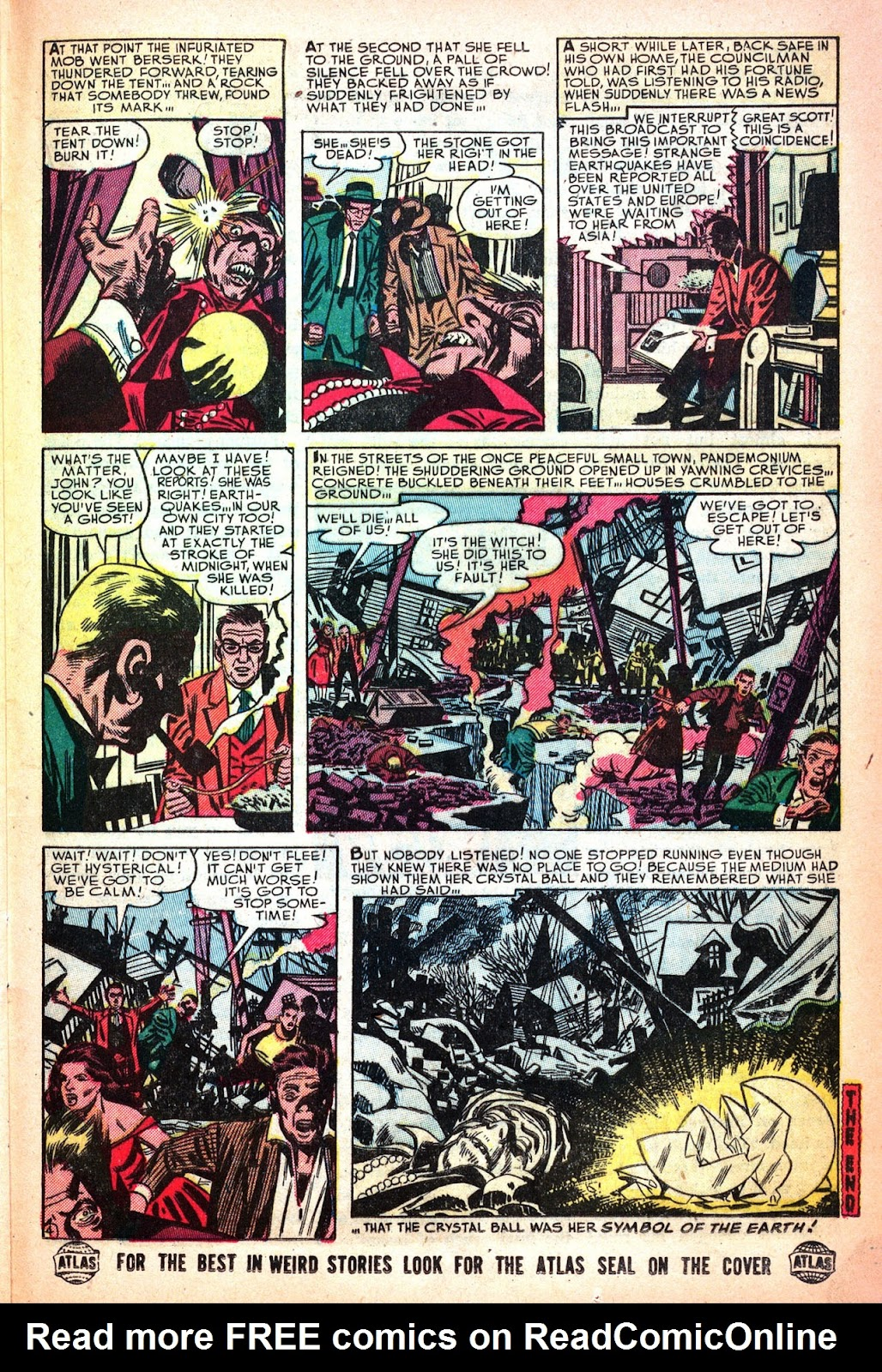 Mystic (1951) issue 32 - Page 25