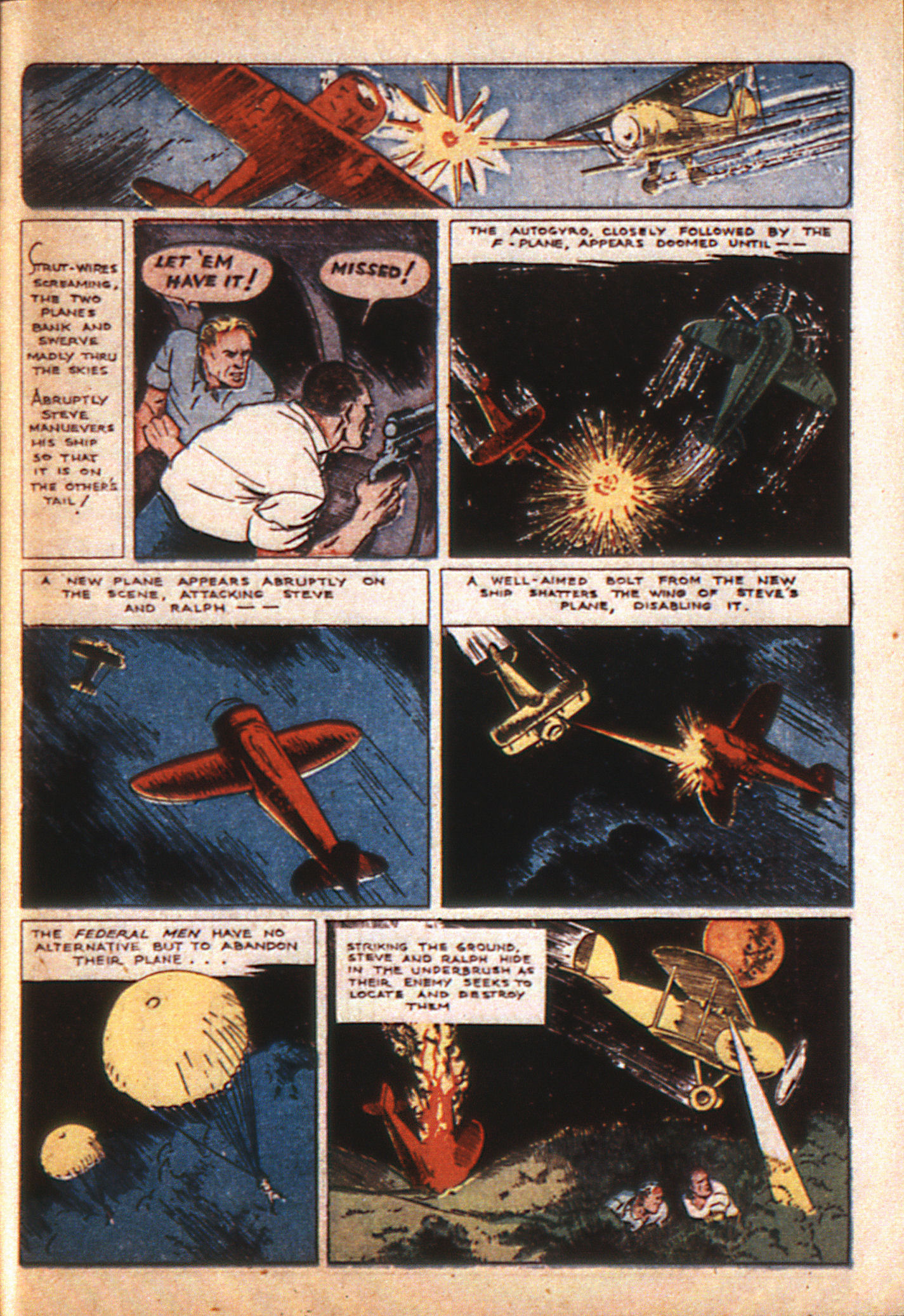 Read online Adventure Comics (1938) comic -  Issue #8 - 64