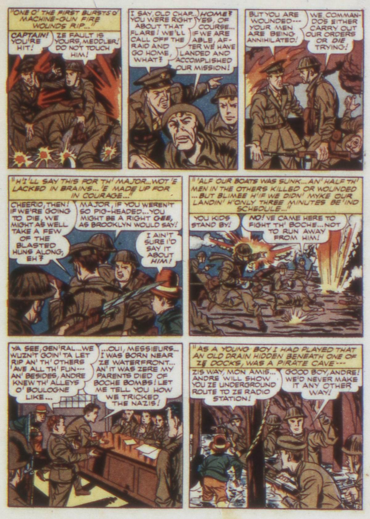 Read online Detective Comics (1937) comic -  Issue #74 - 21