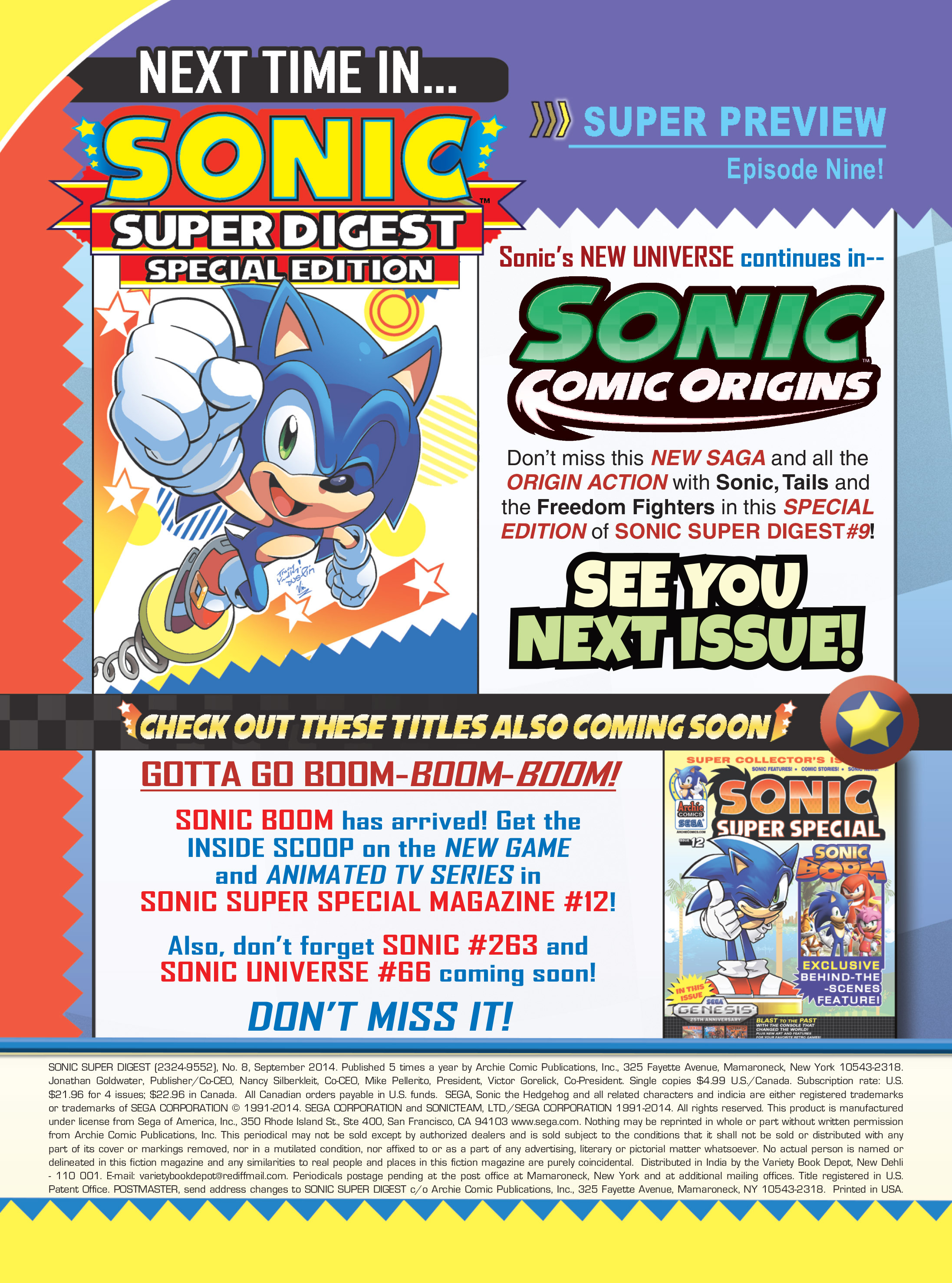 Read online Sonic Super Digest comic -  Issue #8 - 120
