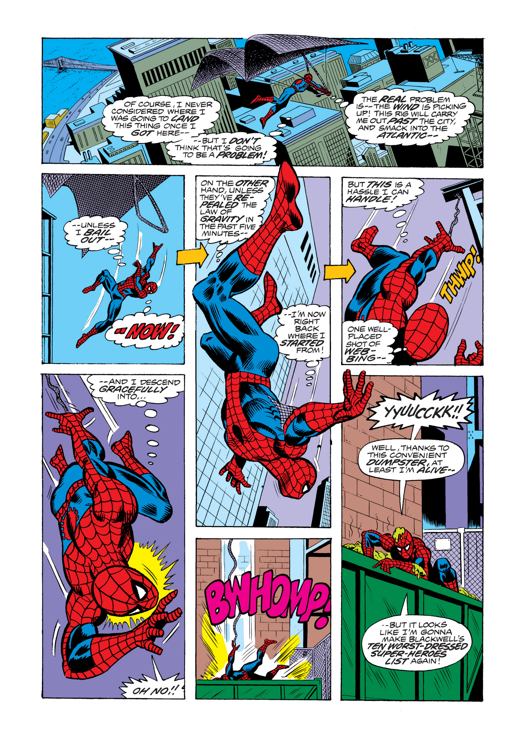 The Amazing Spider-Man (1963) 158 Page 3