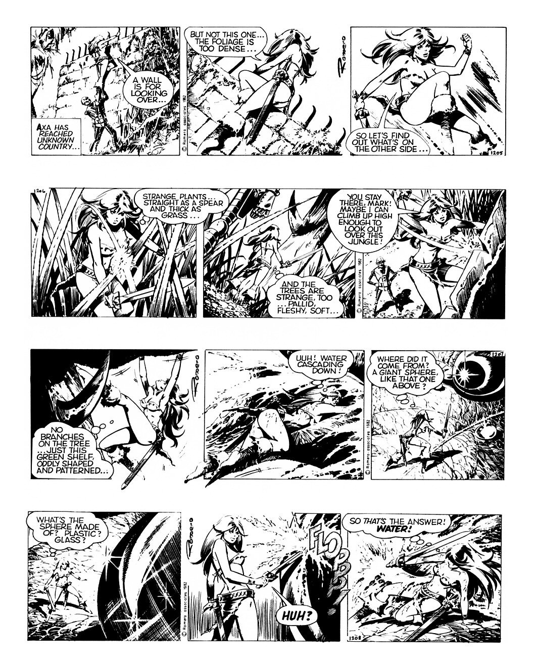 Axa issue 6 - Page 6