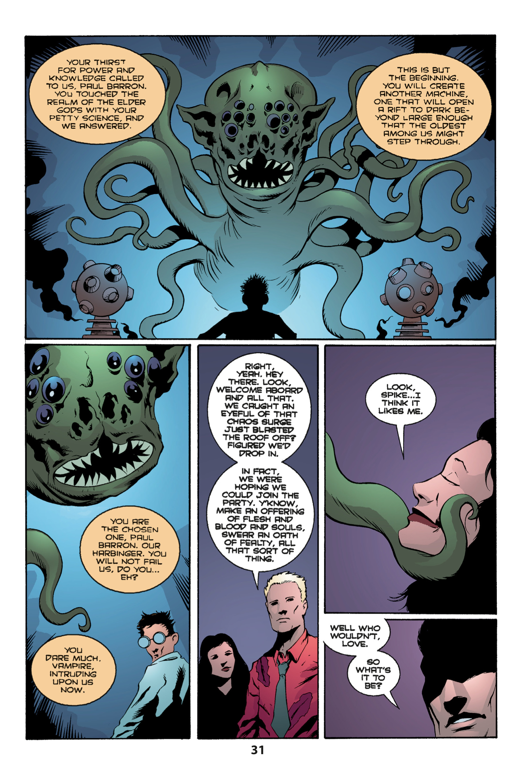 Read online Buffy the Vampire Slayer: Omnibus comic -  Issue # TPB 1 - 33