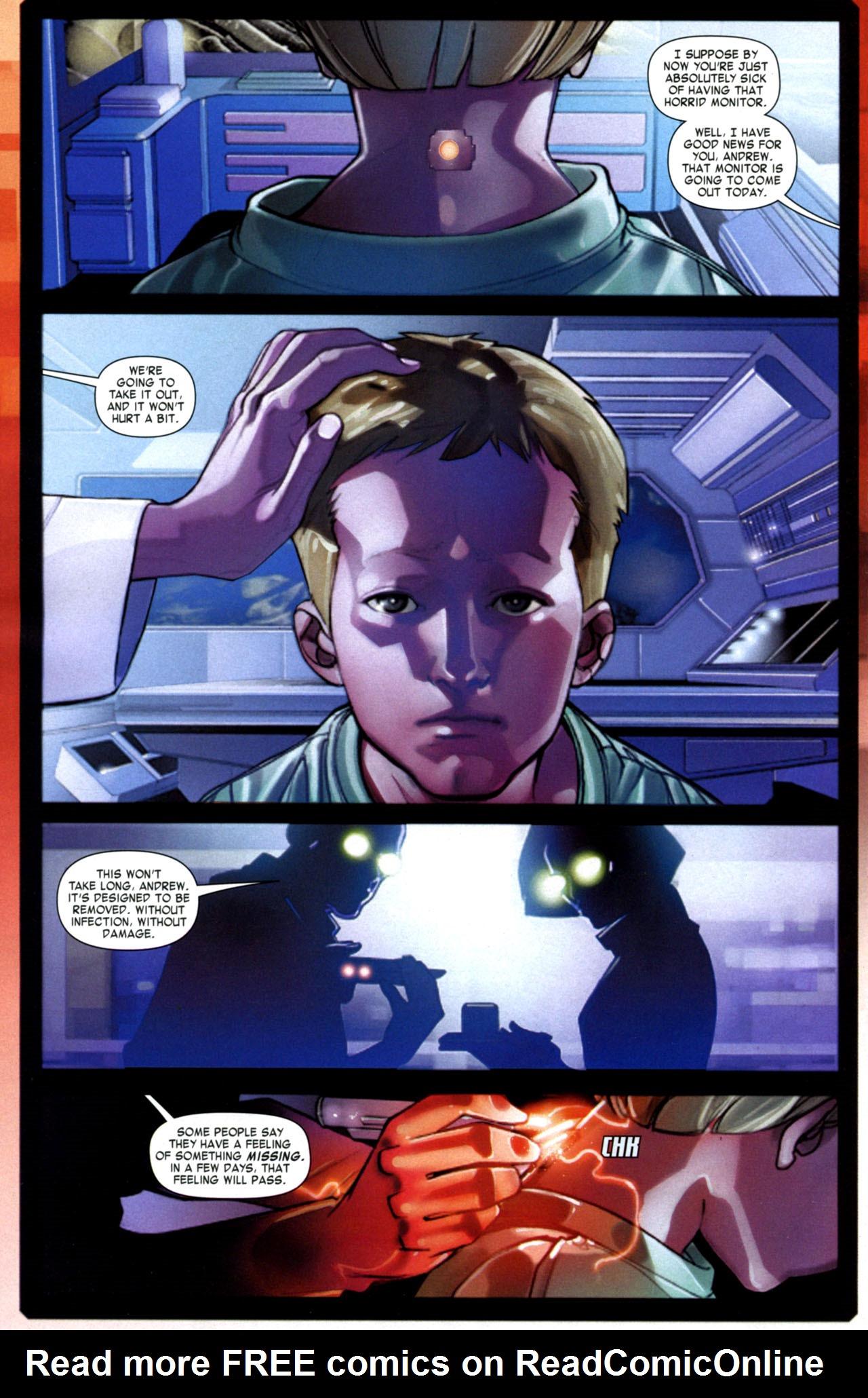 Read online Ender's Game: Battle School comic -  Issue #1 - 5