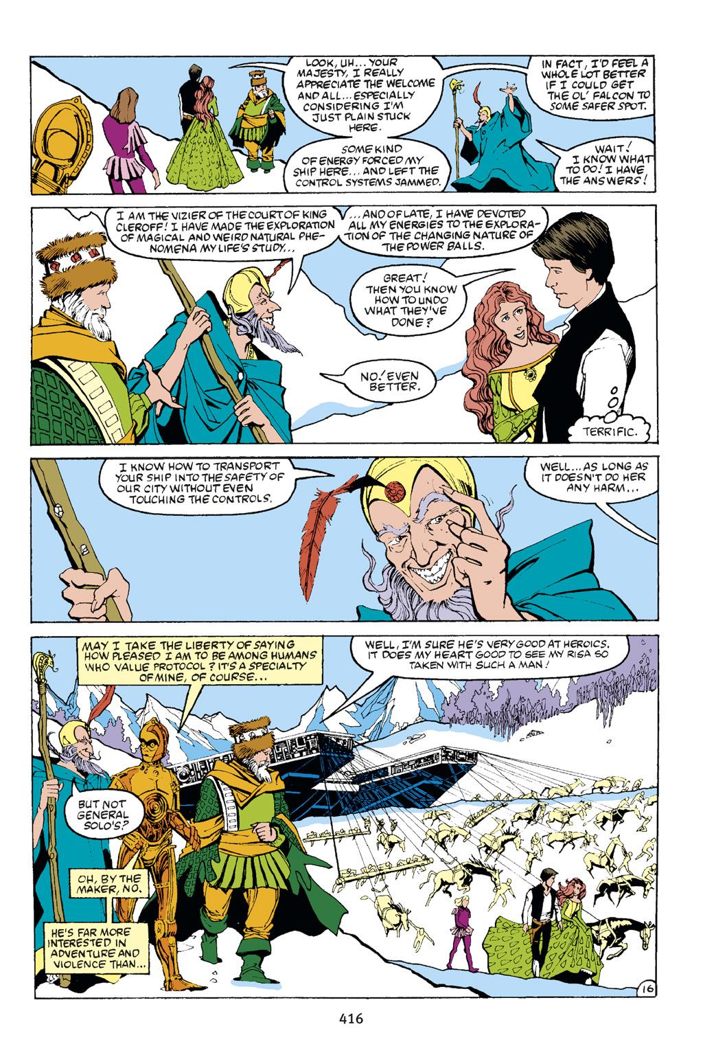 Read online Star Wars Omnibus comic -  Issue # Vol. 21.5 - 143