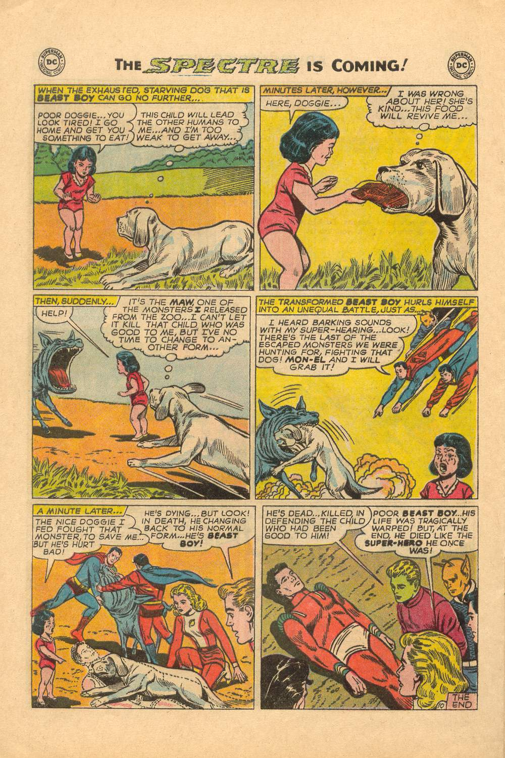Read online Adventure Comics (1938) comic -  Issue #339 - 24