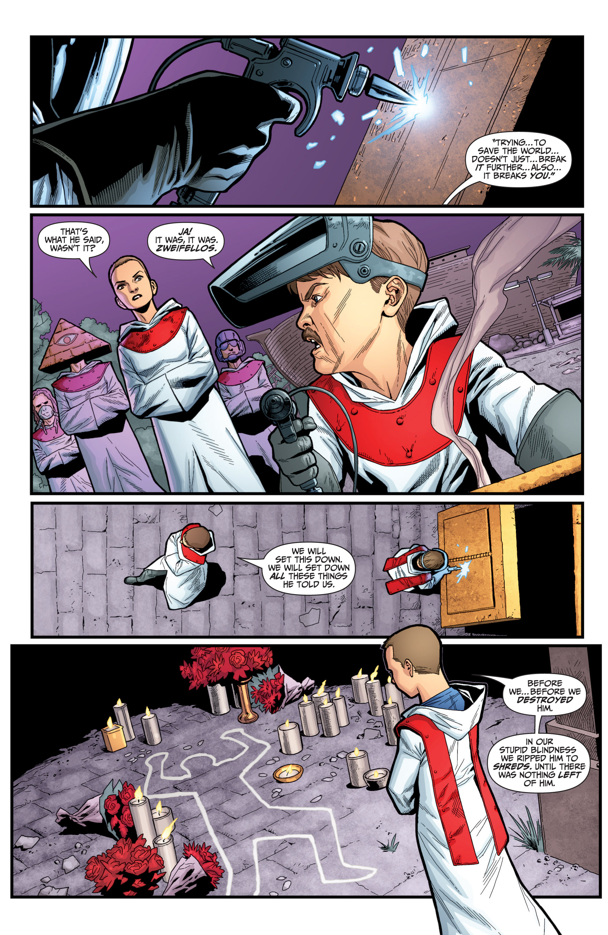 Read online Archer and Armstrong comic -  Issue #Archer and Armstrong _TPB 6 - 105