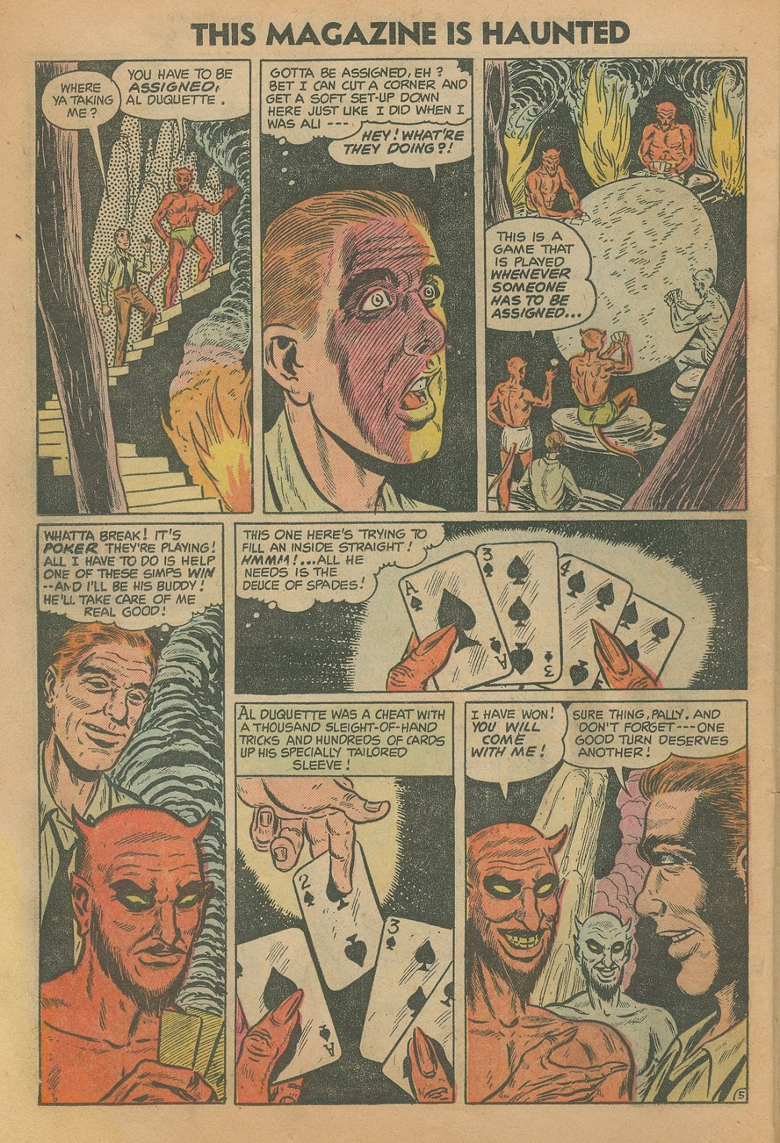 Read online This Magazine Is Haunted comic -  Issue #19 - 22