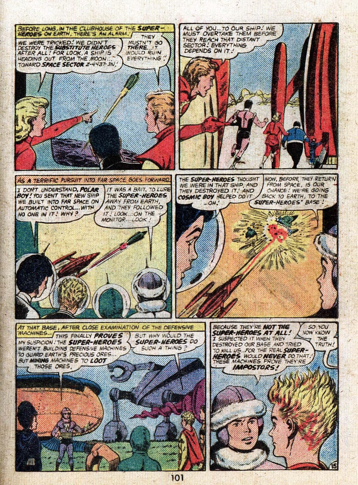 Read online Adventure Comics (1938) comic -  Issue #500 - 101