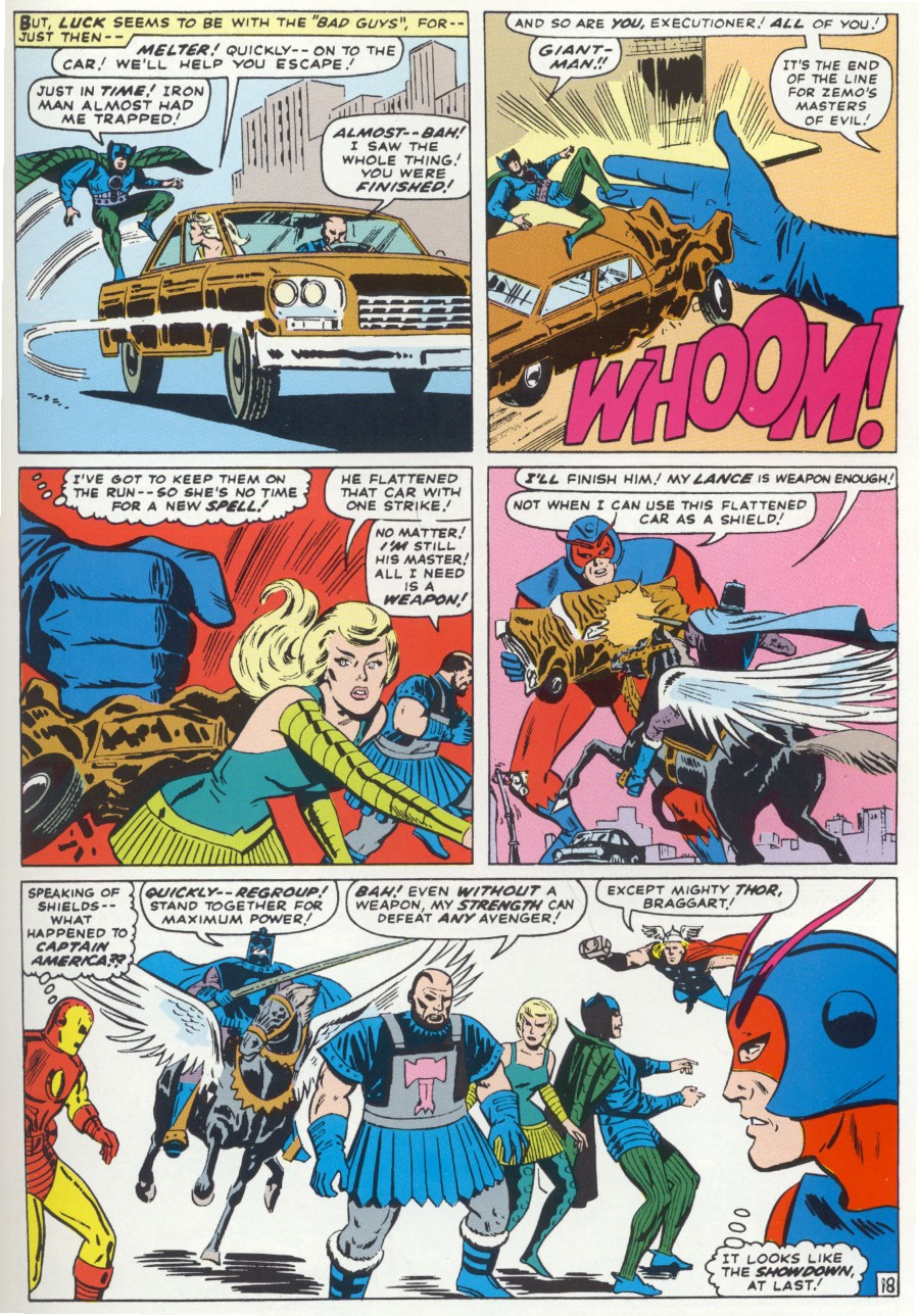 The Avengers (1963) 15 Page 18
